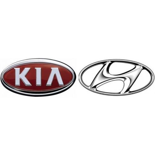 Комплект прошивок для чип-тюнинга корейских автомобилей KIA и Hyundai с ЭБУ Bosch Kefiko M7.9.7 от Ledokol