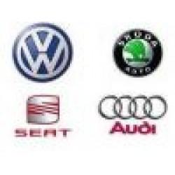 Прошивки автомобилей Volkswagen, Audi, SEAT, Skoda