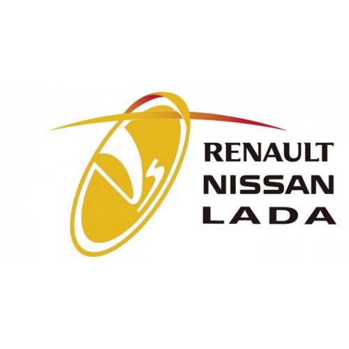 Пакет прошивок для чип-тюнинга автомобилей Renault-Nissan-Lada с ЭБУ EMS3132/EMS3134 IMMOOFF, GBO, от Паулюс ©Paulus