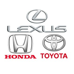 Toyota, Lexsus 2017 + Honda 2017 от команды Autoteams