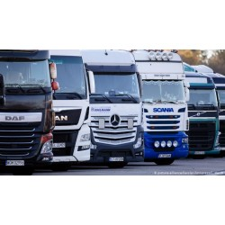 Грузовики DAF, ISUZU, Iveco, MB, Renault, Volvo от R-Lab