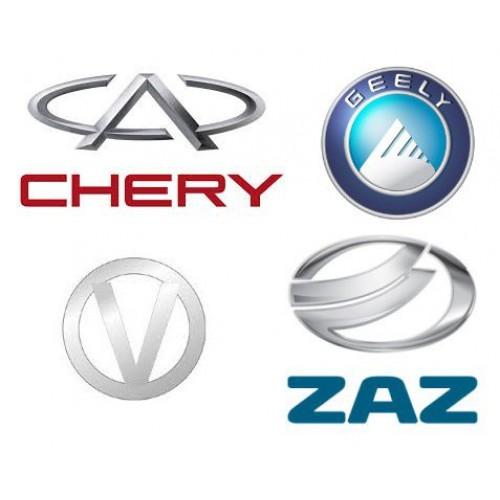 Комплект прошивок Chery, Geely, Vortex, ZAZ Forza, Elara а21, Emgrand, с ЭБУ Bosch M7.8 от Ledokol