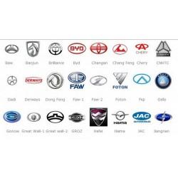 Модифицированные прошивки на автомобили китайского производства.