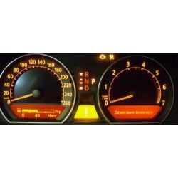 Русификация BMW 7-ser с 2001 по 2009 года выпуска