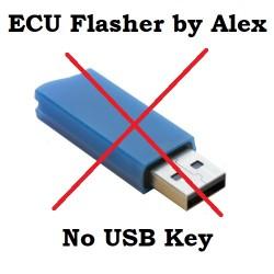ECUF Flasher by Alex (Alex флешер)