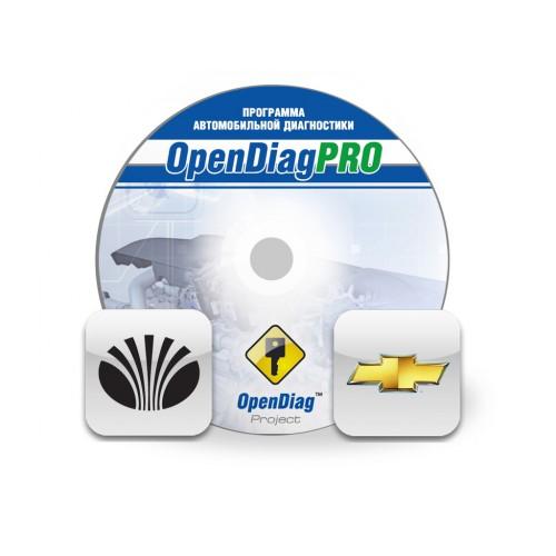 Модуль Daewoo/Chevrolet для программы OpenDiagPro